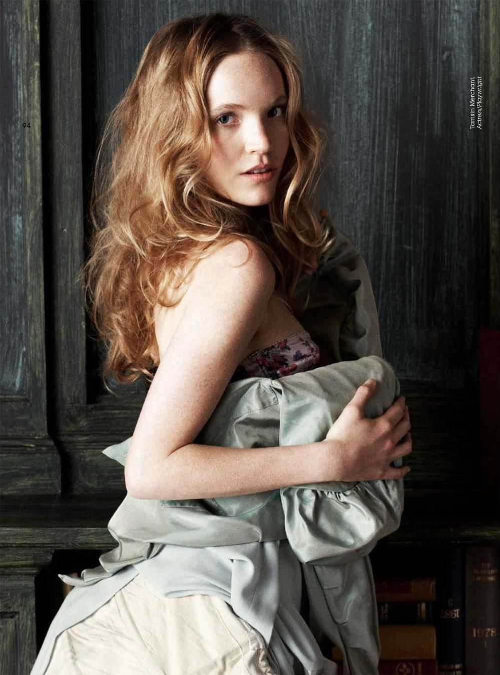 Tamzin Merchant Nude Photos 27