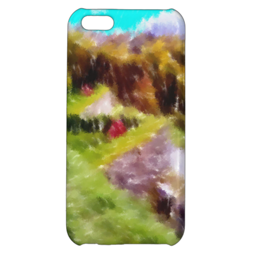 Art of some nature case for iPhone 5C
