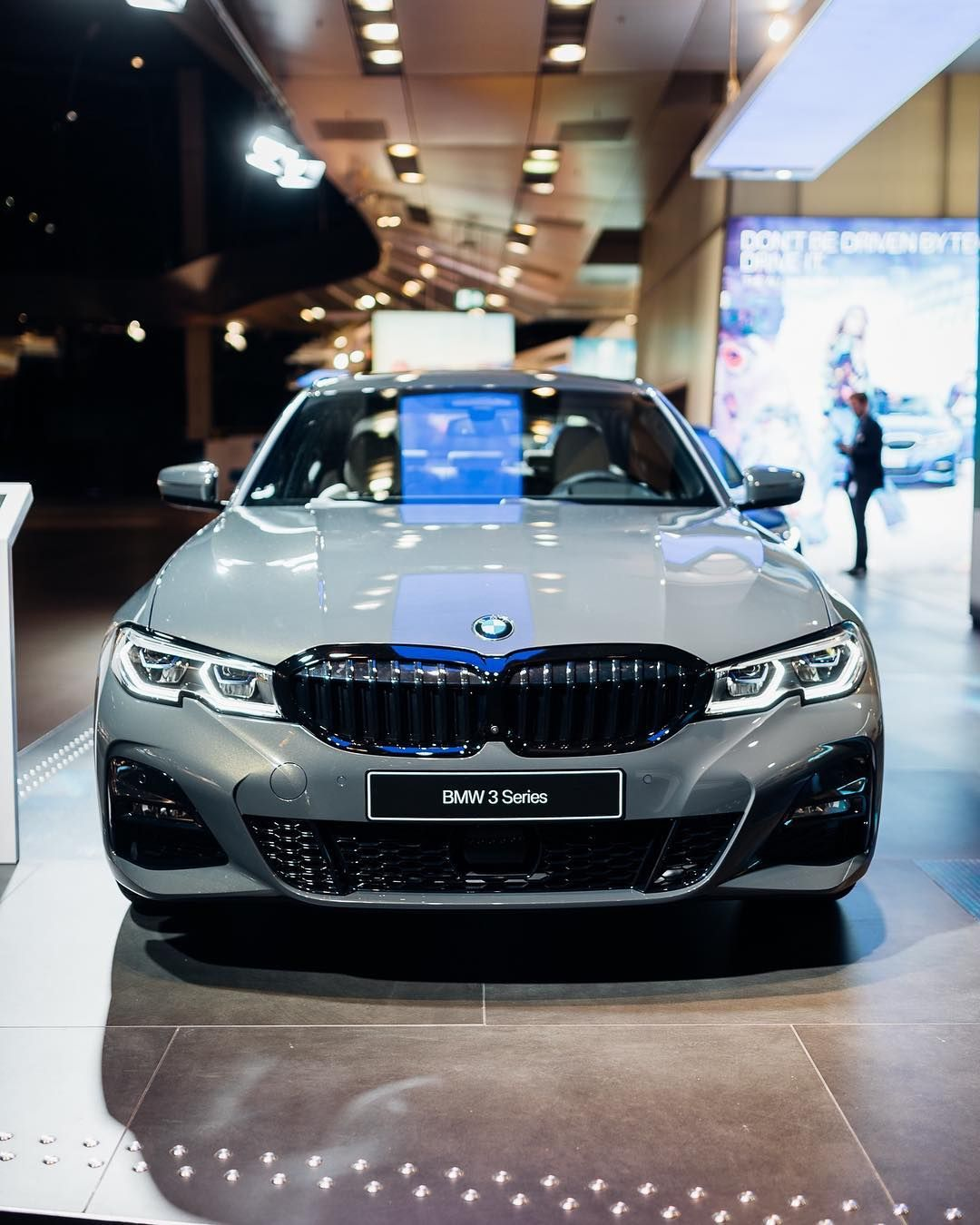 Bmw 3 Series 2019 Dravit Grey