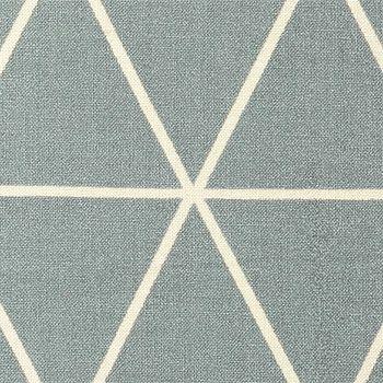 6ec2c0ff bomull kaki m sand trekanter fra stoff og stil - til puter? | Sov 3 ...