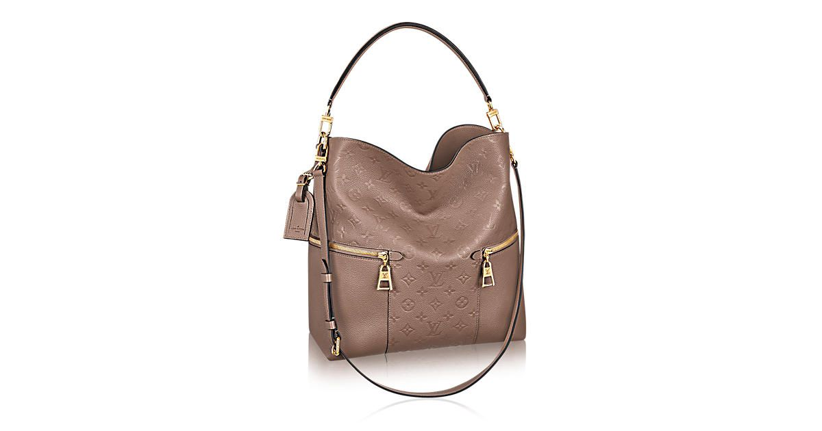 e2a0ac141 Discover Louis Vuitton Melie: A fresh take on the hobo, the Mélie is a must- have addition to fashion-forward wardrobes. Light and body-friendly in  Monogram ...