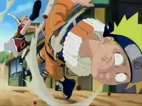 Naruto you blockhead