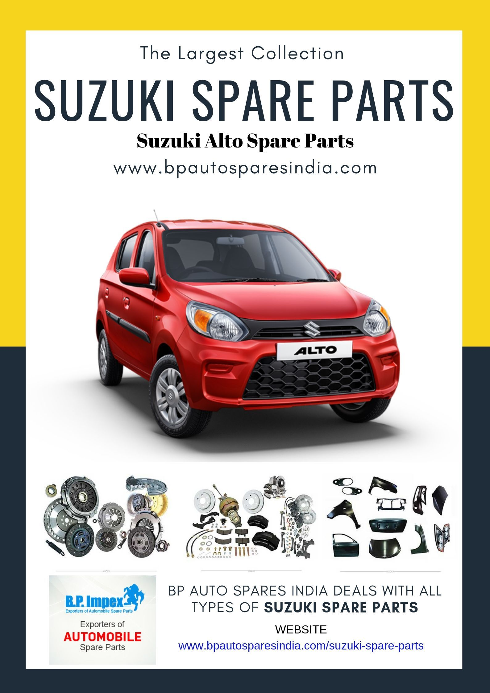 Pin On Suzuki Spare Parts