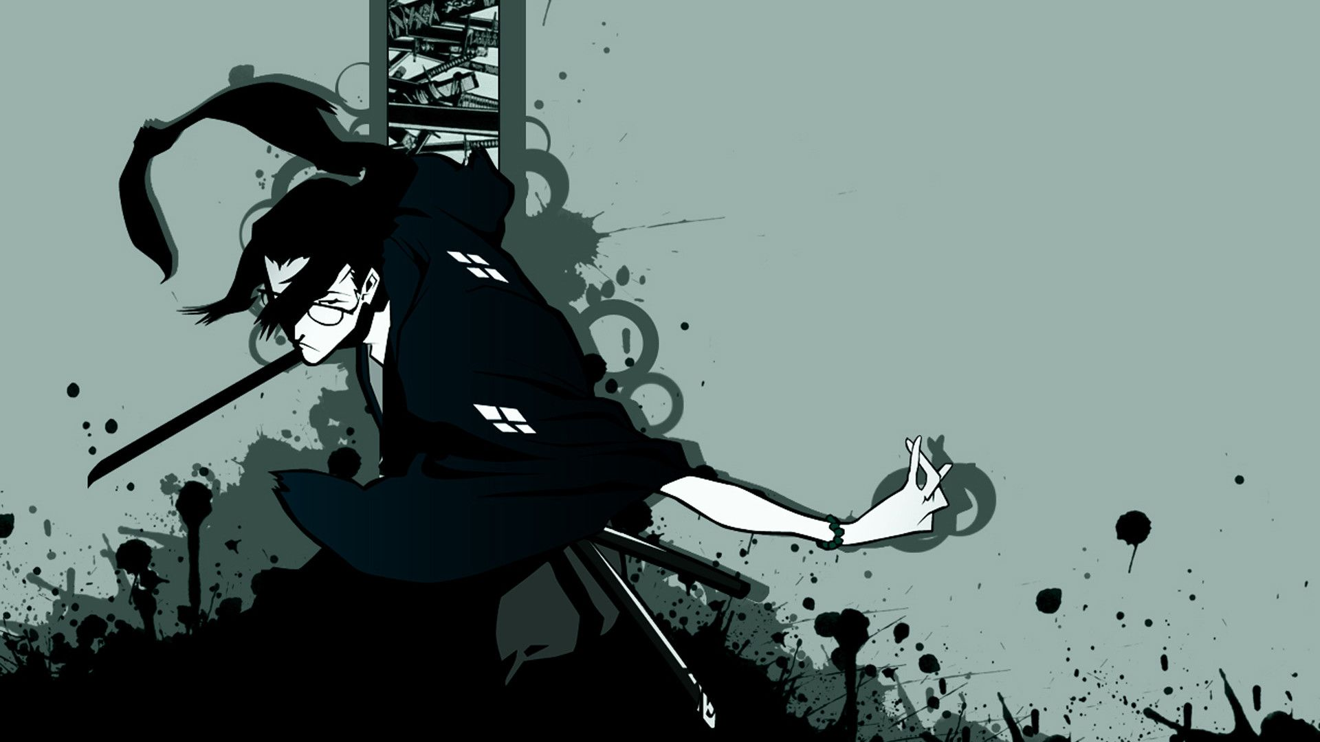 Anime Samurai Wallpaper Phone Feel Free To Download Share Comment And Discuss Every Wallpaper You Like If In 2020 Samurai Champloo Samurai Wallpaper Anime Wallpaper