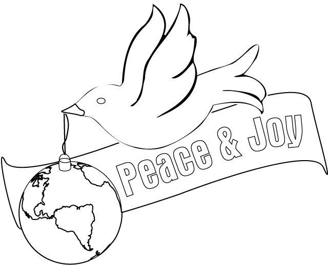 Ausmalbilder Frieden 7 | Ausmalbilder für kinder | Pinterest ...