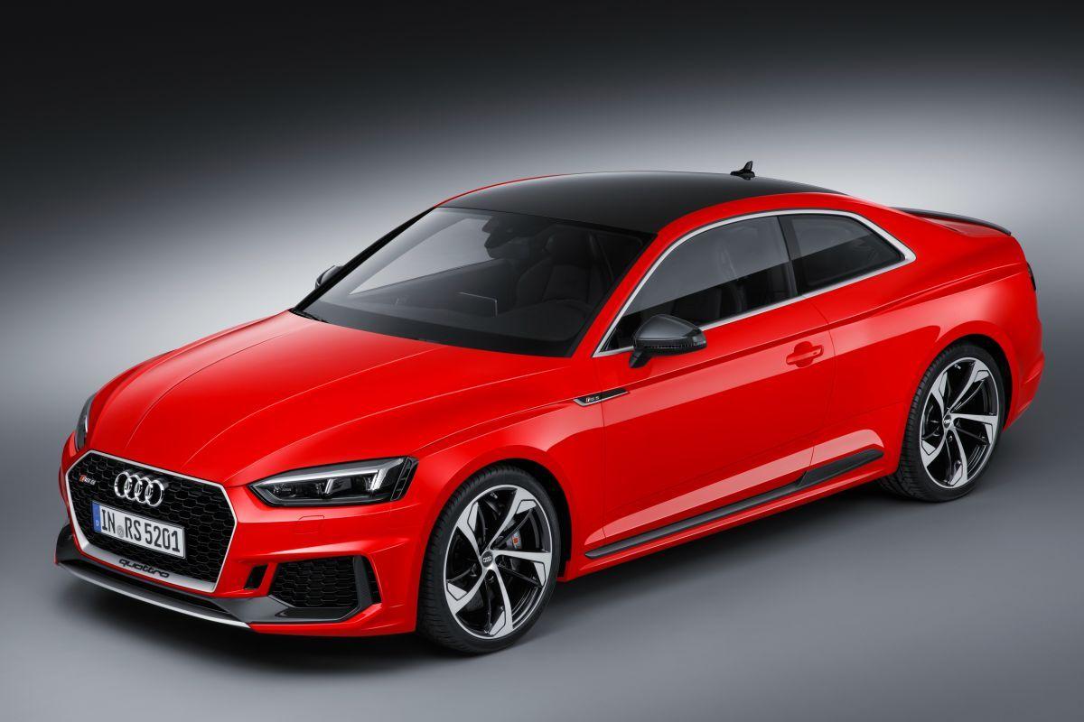 2017 Audi Rs5 Coupe Audi Rs5 Rs5 Coupe Audi Rs