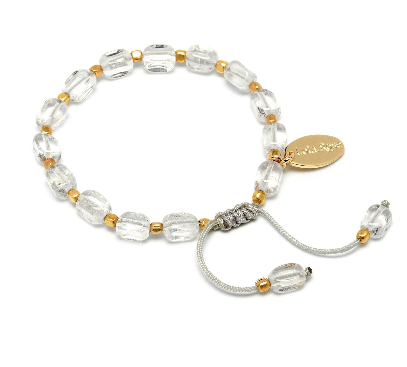 Erskine Bracelet. Bead Bracelets | LolaRose.co.uk - £28 (December 2014 sale - £19.60)