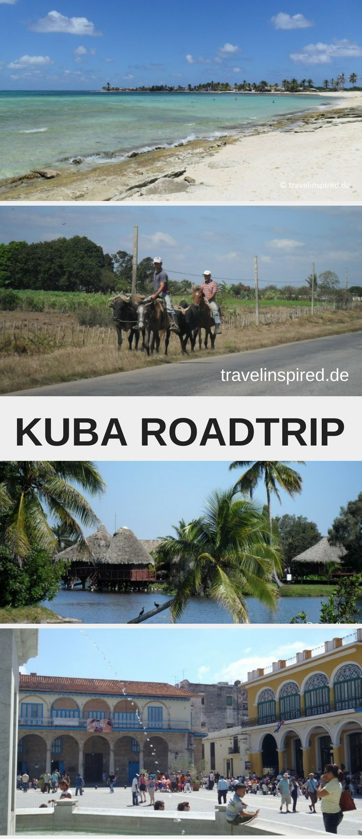 Kuba Highlights & praktische Reisetipps #cubaisland