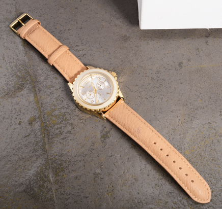 Reloj Redondo Natural