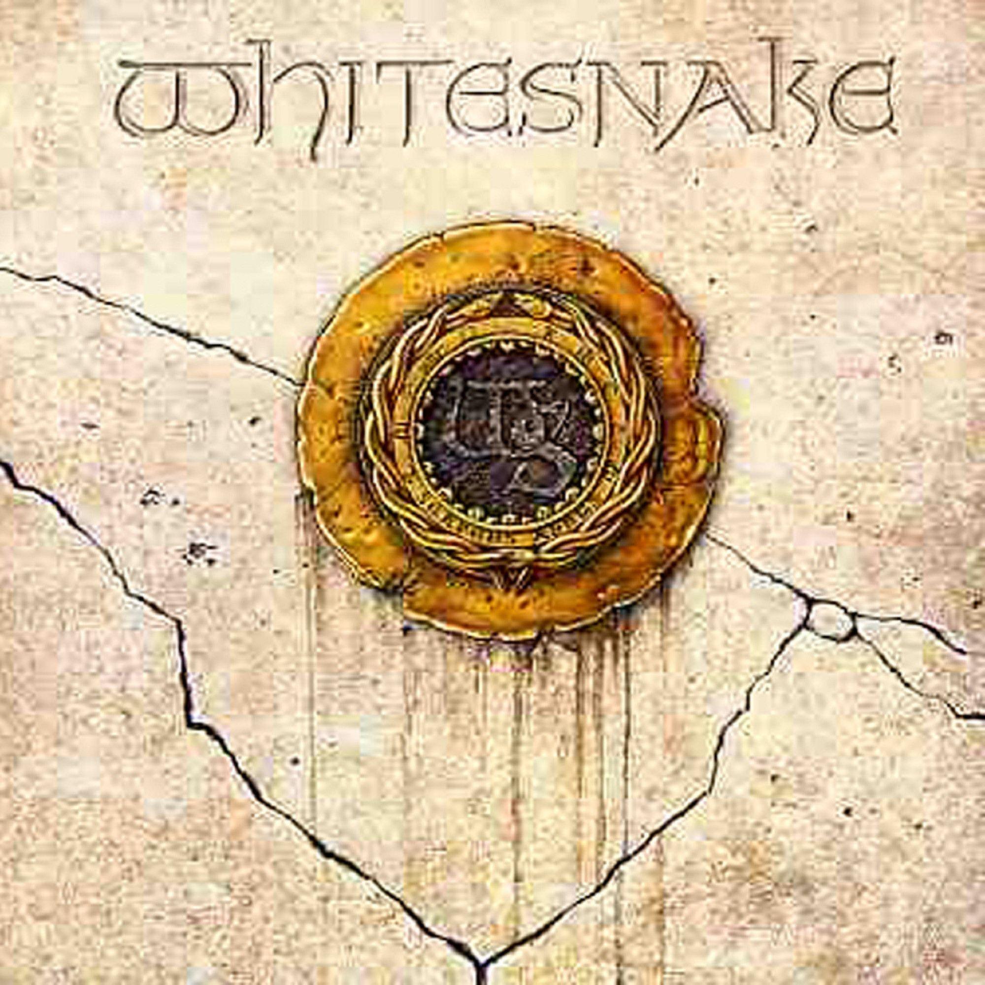 Whitesnake Self Titled Cd Em 2019 Misc Art Metal