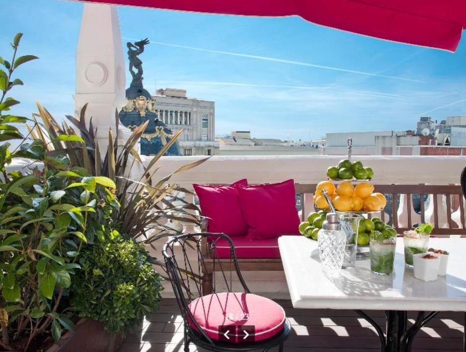 Las Mejores Terrazas Con Vistas Para Disfrutar De La Ciudad