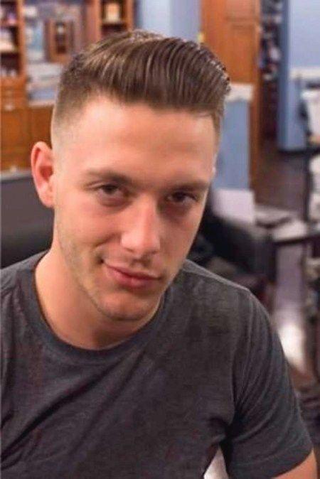 Herren Rockabilly Frisuren | Männer Frisuren | Pinterest