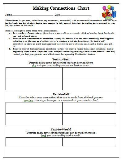 Worksheets. Active Reading Strategies Worksheet ...