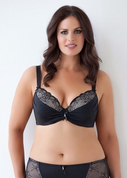 Women Lifestyles Blog: Looking the Best Plus Size Lingerie for Attractive Women
