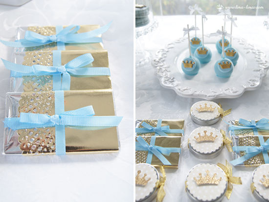Lovely Little Prince Baby Shower Decoration Ideas