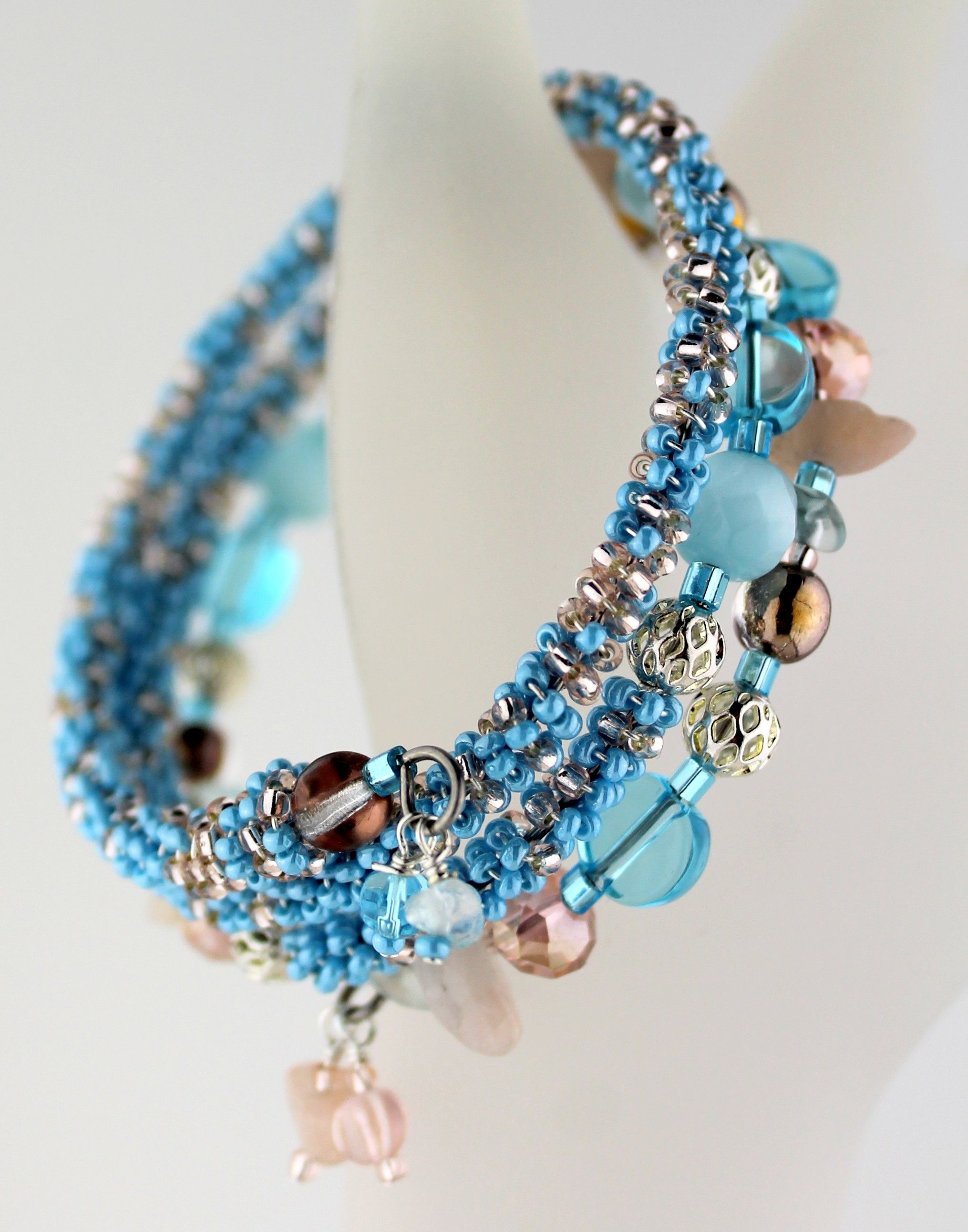 thad bracelet img jewelry tide blue light set design product summer