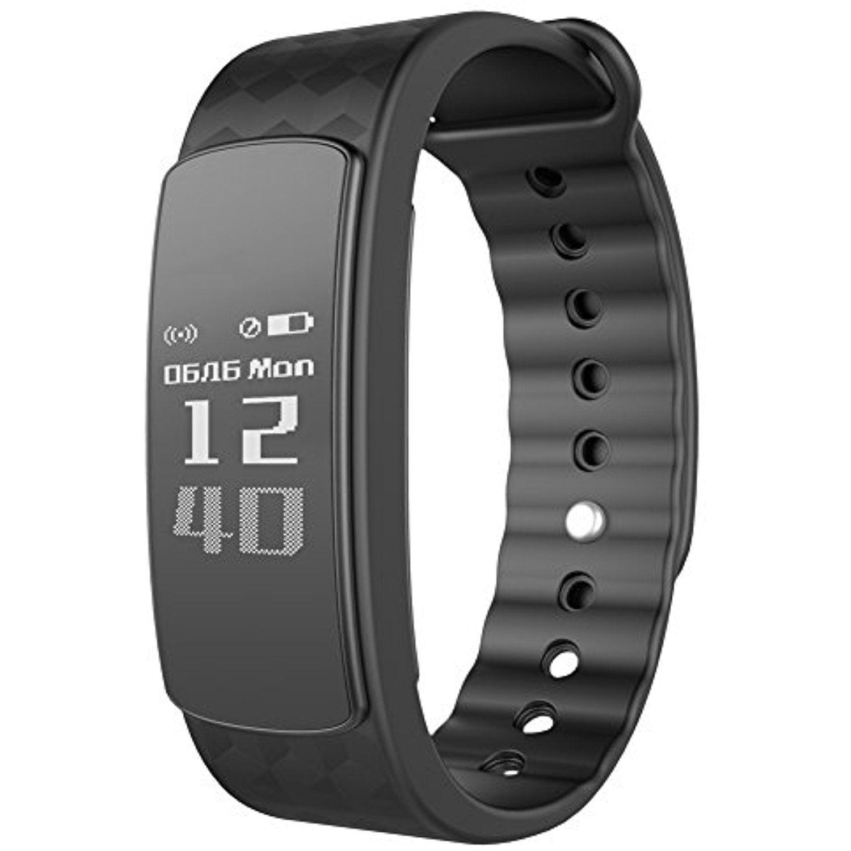 Fitness Armband Sleep Monitor Calories Burnt Ki Fit Armband Step Counter