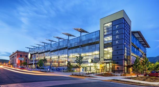 International Parking Institute Names Best New Parking Structures Parking Garage Concept Architecture Structures