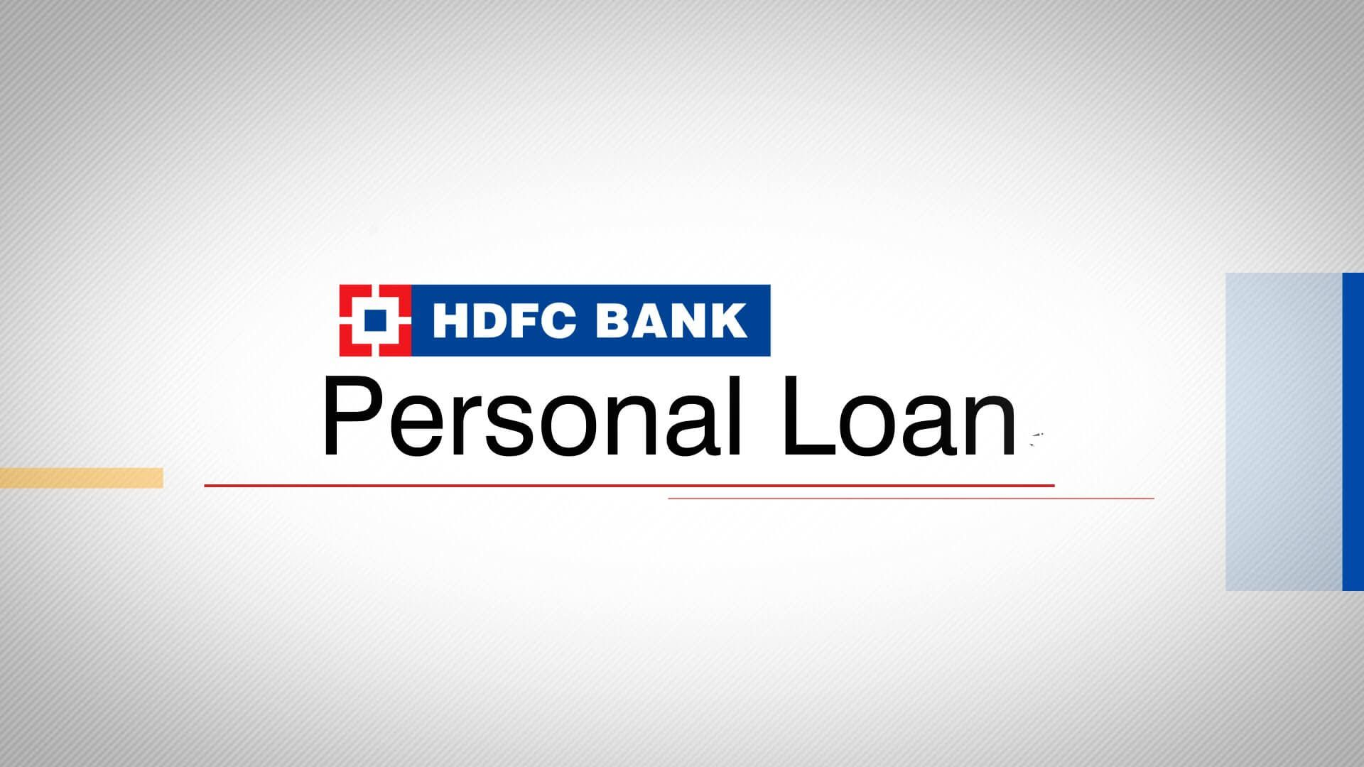 Hdfc Bank Personal Loan 10 75 P A Instant Approval Within 5 Minutes 24 Dec 2020 Customer Care Quotes Personal Loans Personal Loans Online