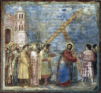 Giotto: Road to Calvary