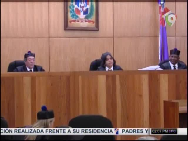 Caso De Omega Se Va A Juicio De Fondo #Video