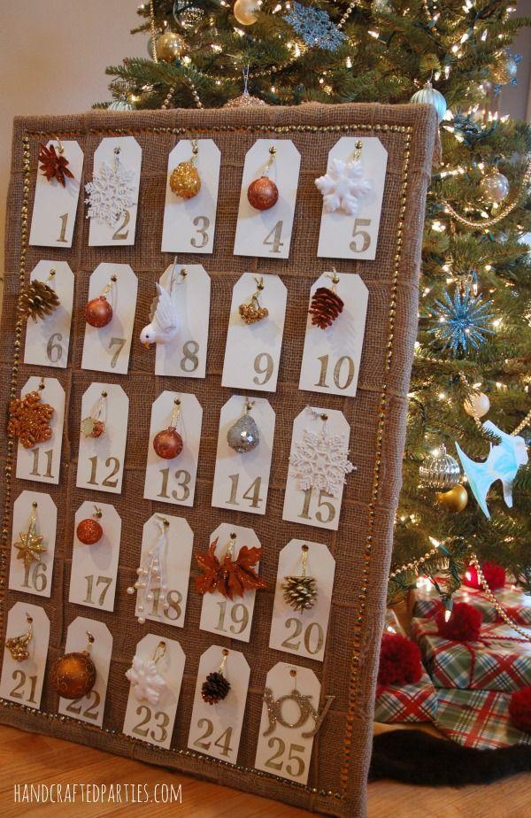 Diy christmas ornament tags woven burlap bulletin board bulletin board christmas decoration craftsdiy christmas ornamentschristmas ideasburlap solutioingenieria Gallery