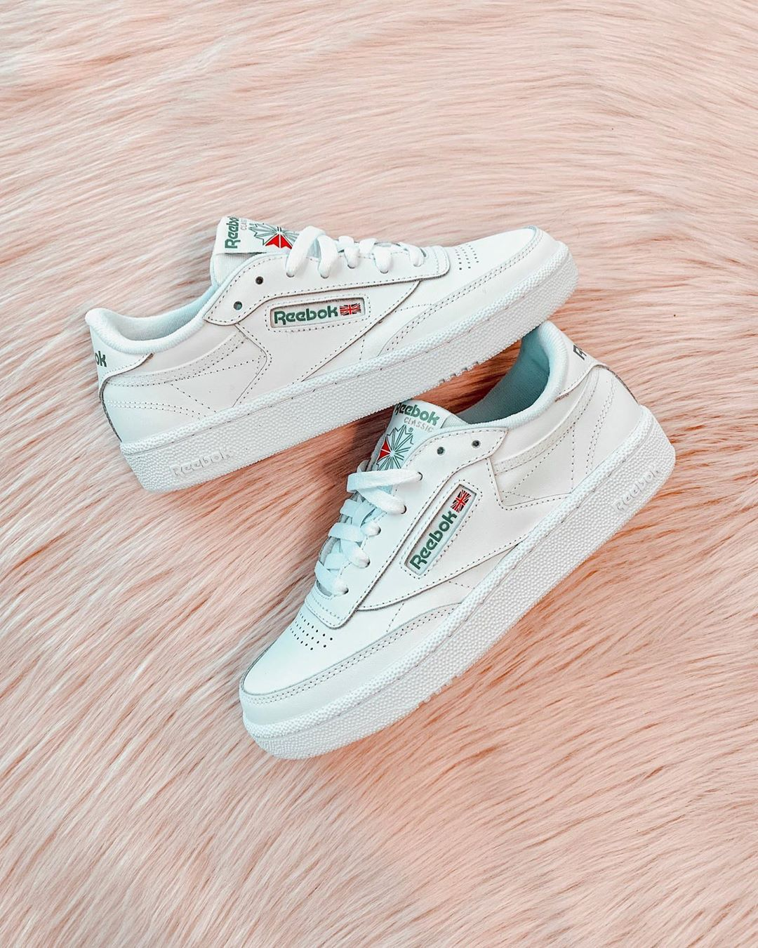 The Ones On Instagram Welcome To The Club Find The Reebok Club C S On Findtheones Com Or Click Our Bio Link To Shop A Reebok Club C Reebok Sneakers Nike