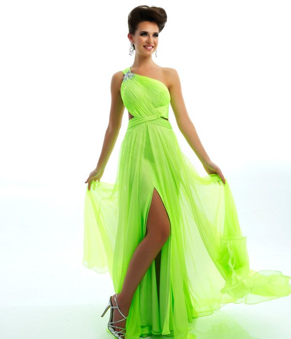 perrrty neon dresses (18) #cutedresses | dresses & skirts