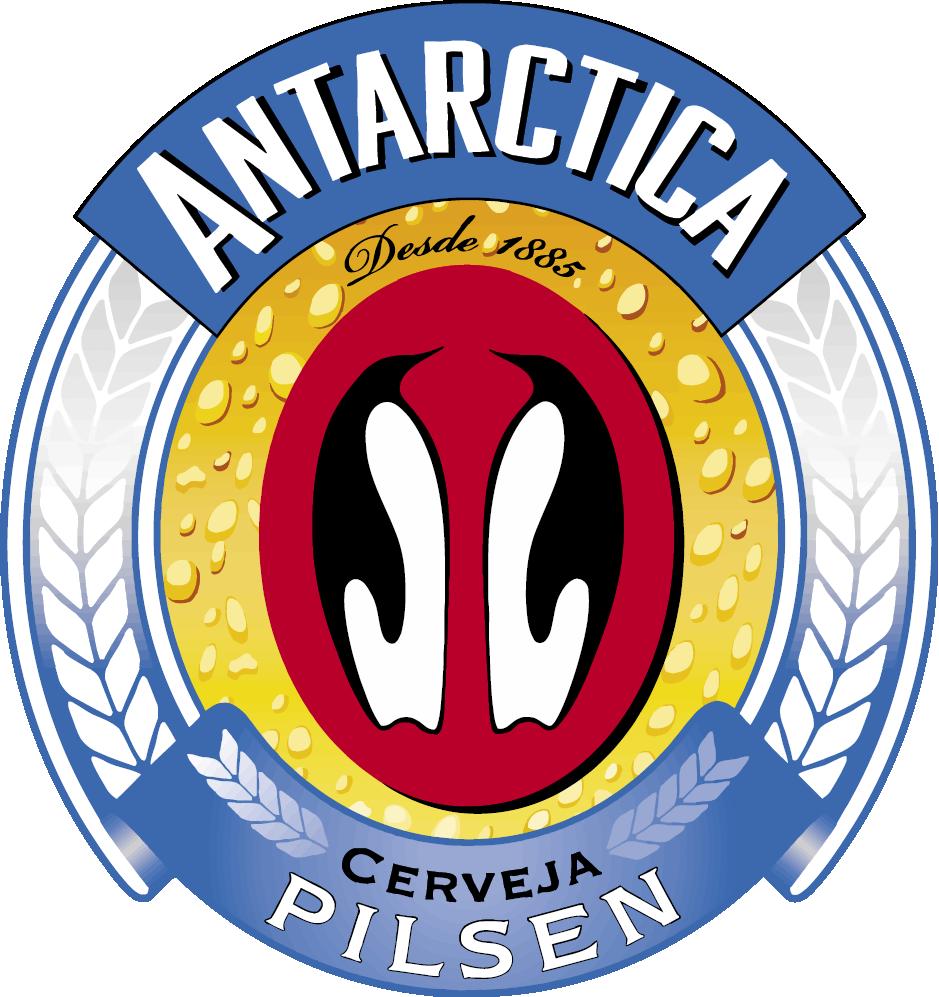 Antarctica Rótulos de bebidas