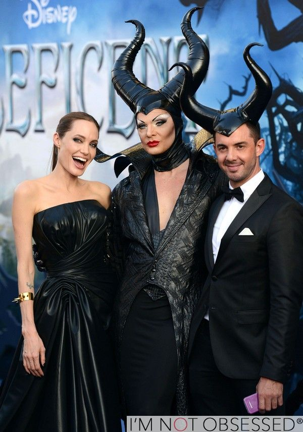 Maleficent Los Angeles Premiere Maleficent Portrayed By