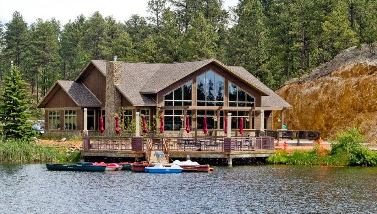 The New Legion Lake Lodge is Now Open » Custer State Park