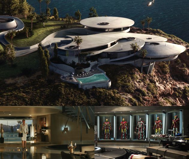 The Hollywood Movie Mansions We Love The Most Amazing Architecture Architecture Organic Architecture