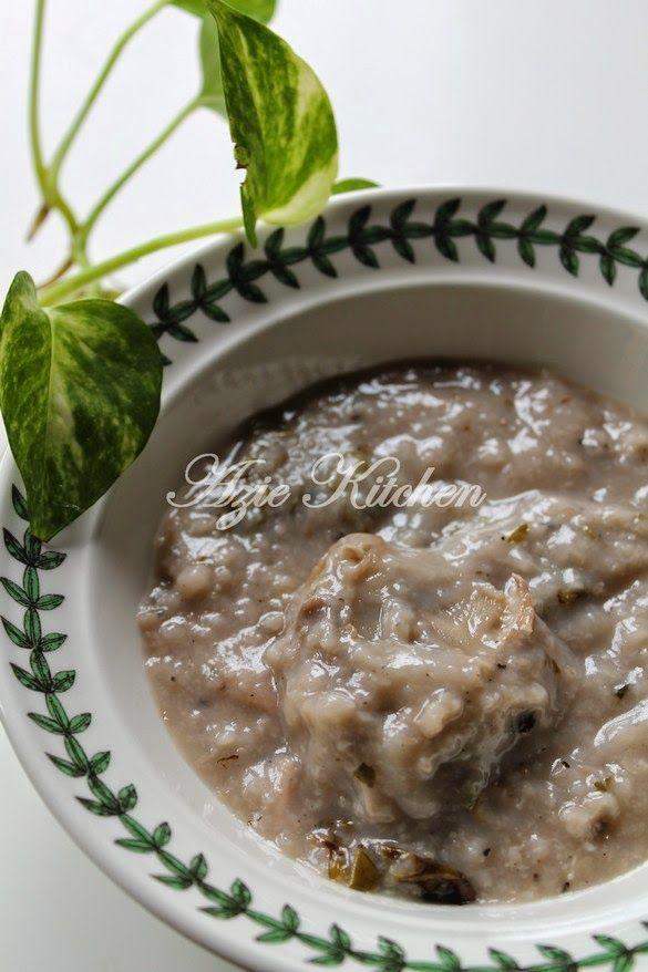 Azie Kitchen Aduhai Sedap Nyer Bubur Lambuk Makanan Resep Makanan Resep Masakan Malaysia