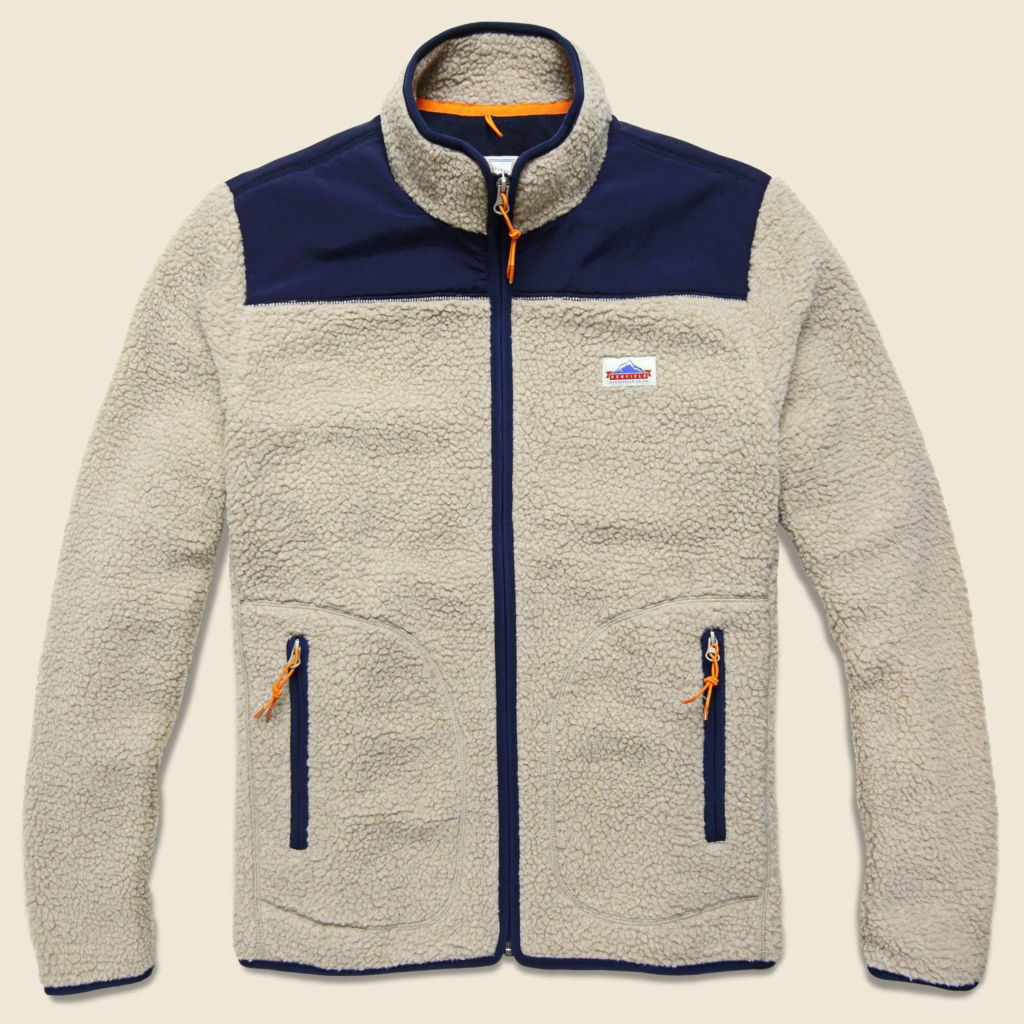 Mattawa fleece jacket tan products pinterest products