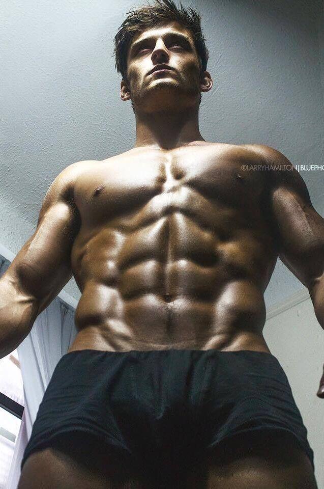 Tristan Burnett, Muscular Men, Andrew Stetson, Bryant Wood, America's Next  Top Model