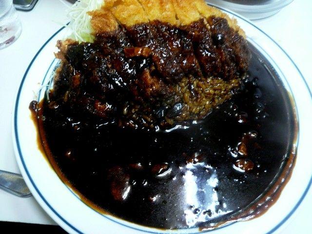 キッチン南海 神保町 食べ物のアイデア 日本料理 カレー