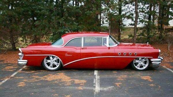 Custom 1955 Buick Special 2-Door Hardtop | Car's and Catch