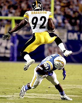 Image detail for -Pittsburgh Steelers James Harrison Named Defensive Player of…