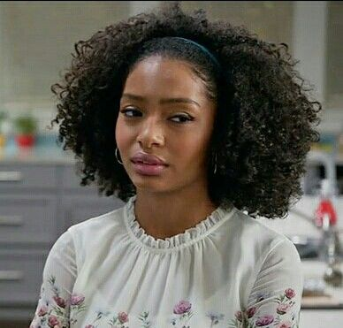 Zoey Johnson Naturalhair Hair Beauty Cat Curly