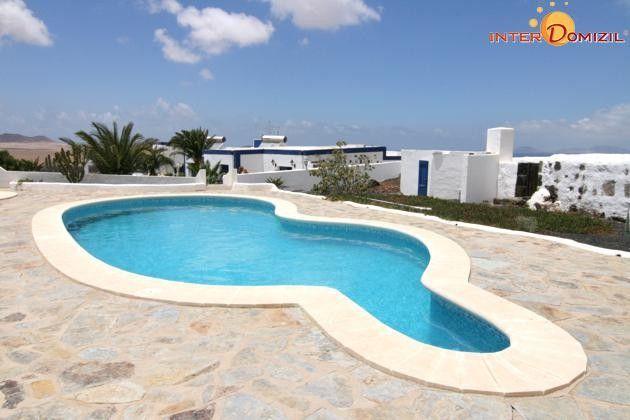 InterDomizil Lanzarote Apartments mit Gemeinschaftspool