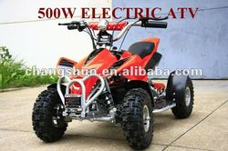 Electric Battery Powered Quad Bike Ride On 500w 36v Safe