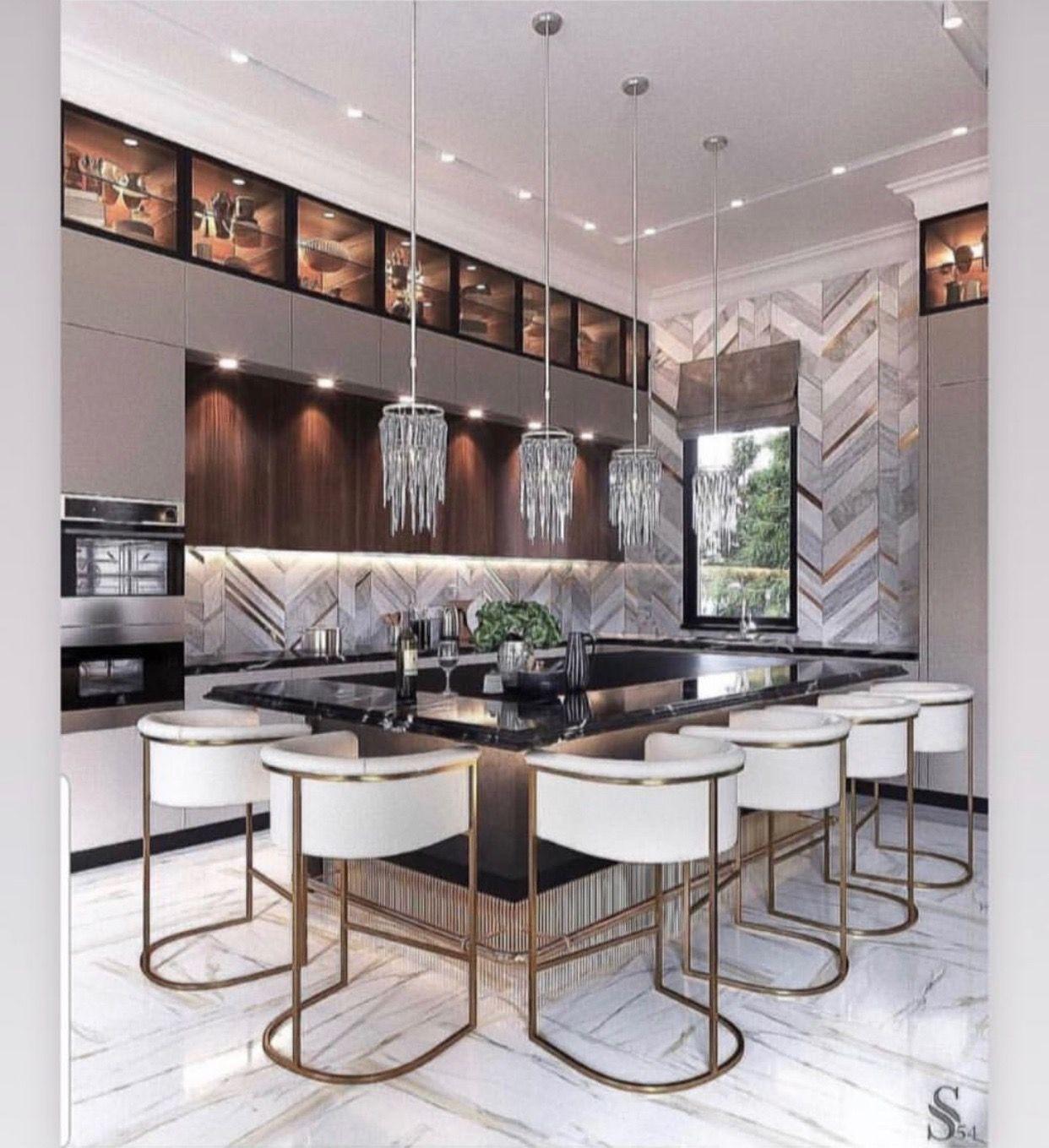 Scaunele De Care Iti Povesteam Modern Kitchen Design Home Decor Kitchen Best Kitchen Designs