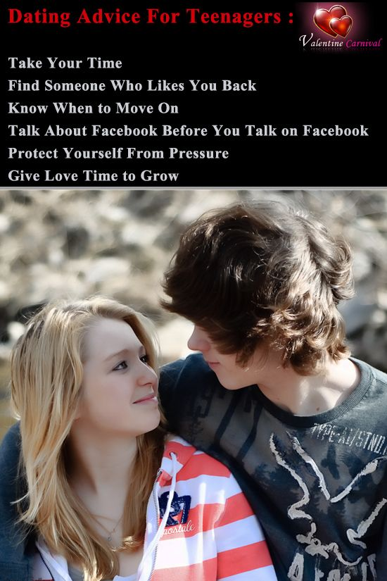 dating advice for teen guys girls love