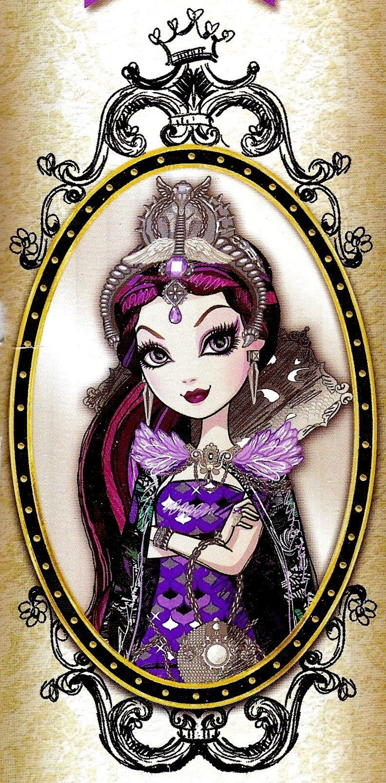 Ever After High Legacy Day Raven Queen | Ever After High ...