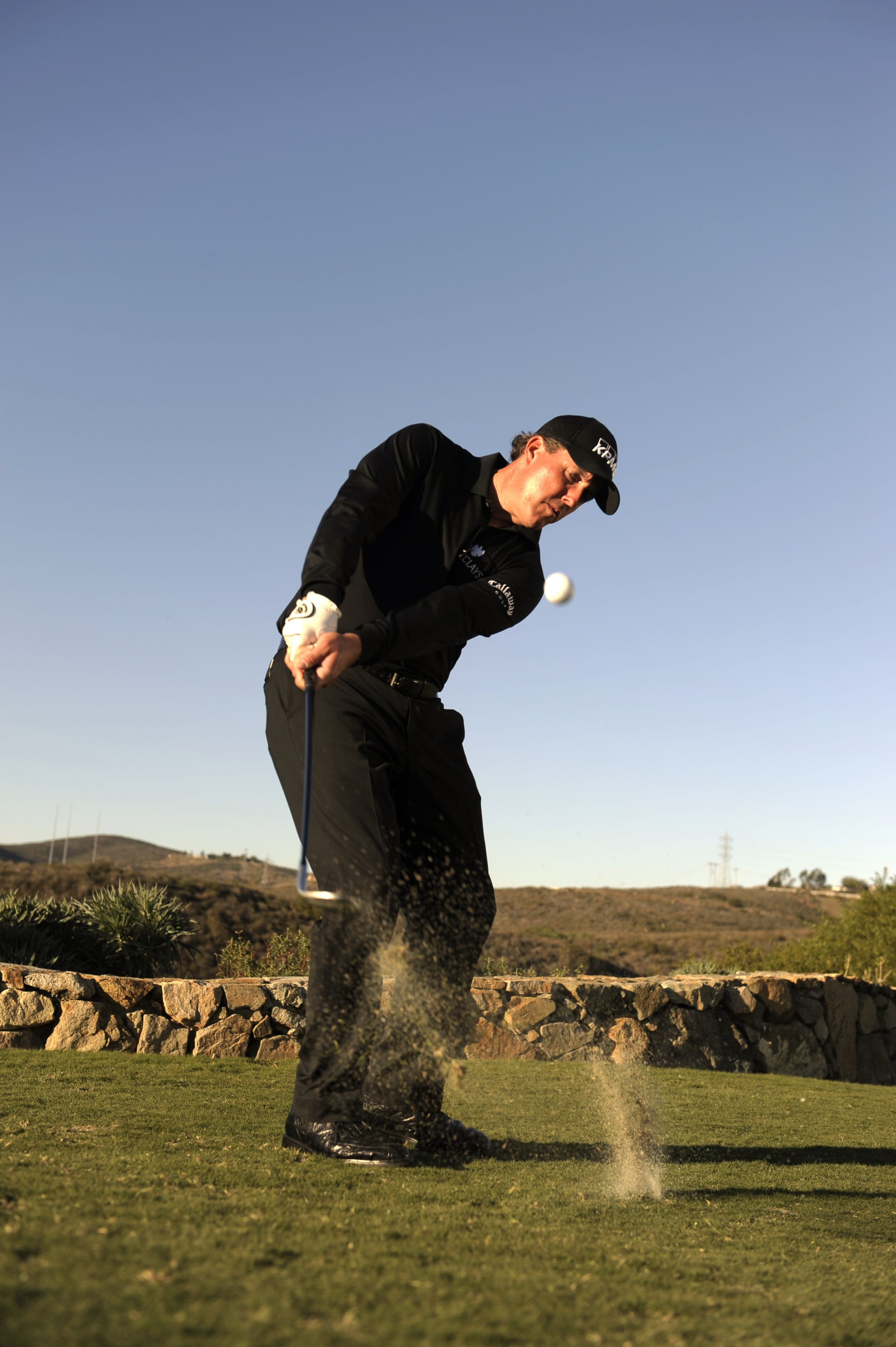 Phil Mickelson, the best short game player to ever play