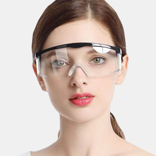 Google Glasses Making Science Lab Safety Goggles in 2020