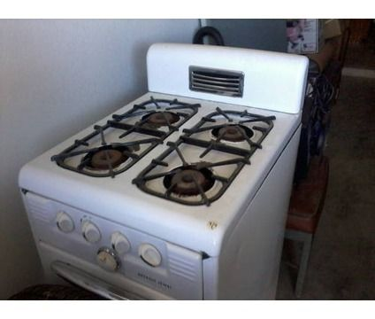 Detroit Jewel 4 Burner Apartment Size Gas Stove Is A Cooktops, Ovens U0026  Ranges For