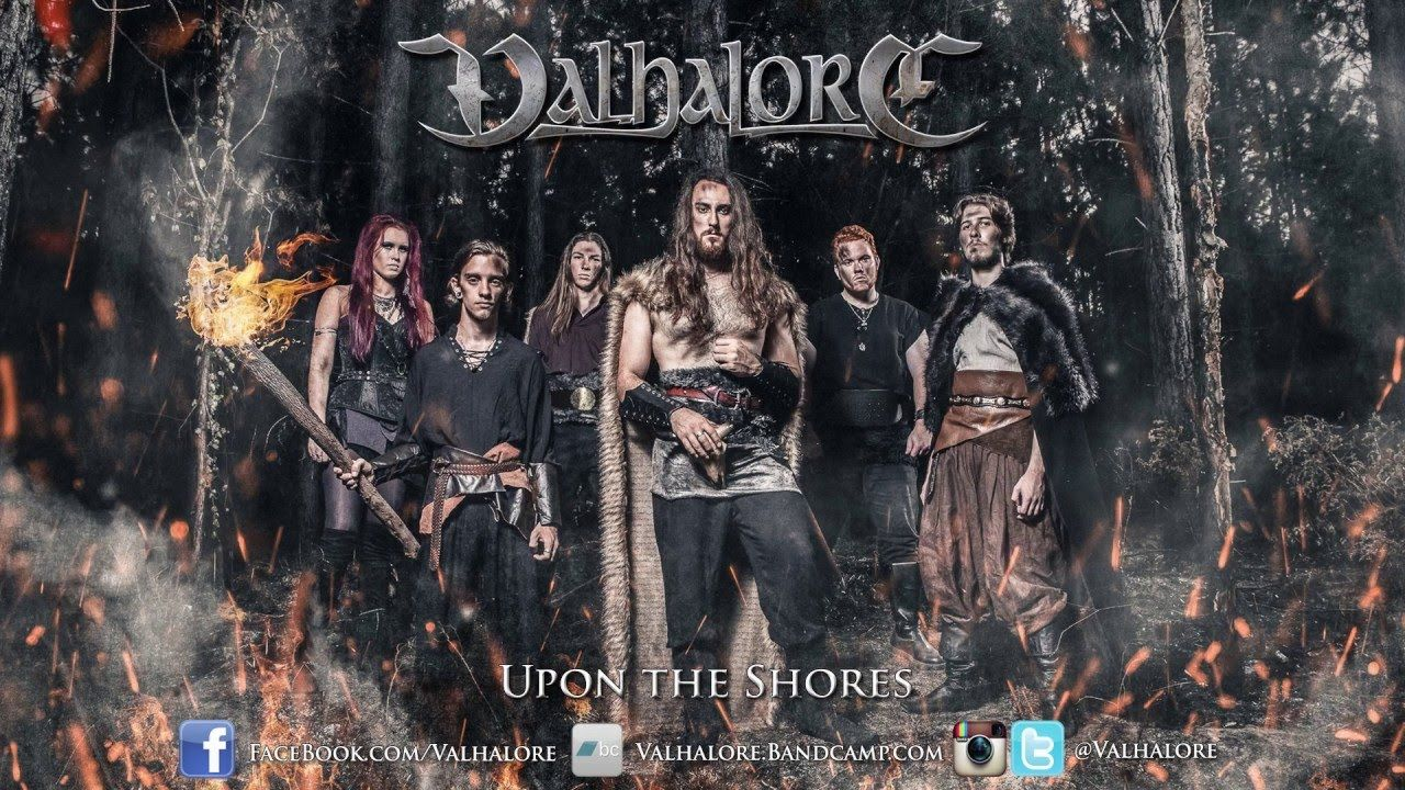 Valhalore - Upon the Shores OFFICIAL HD STREAM