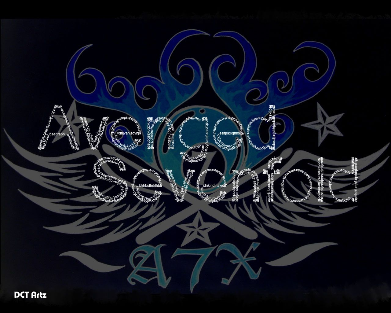 Avenged Sevenfold Logo HD Wallpapers Download Here TechBeasts