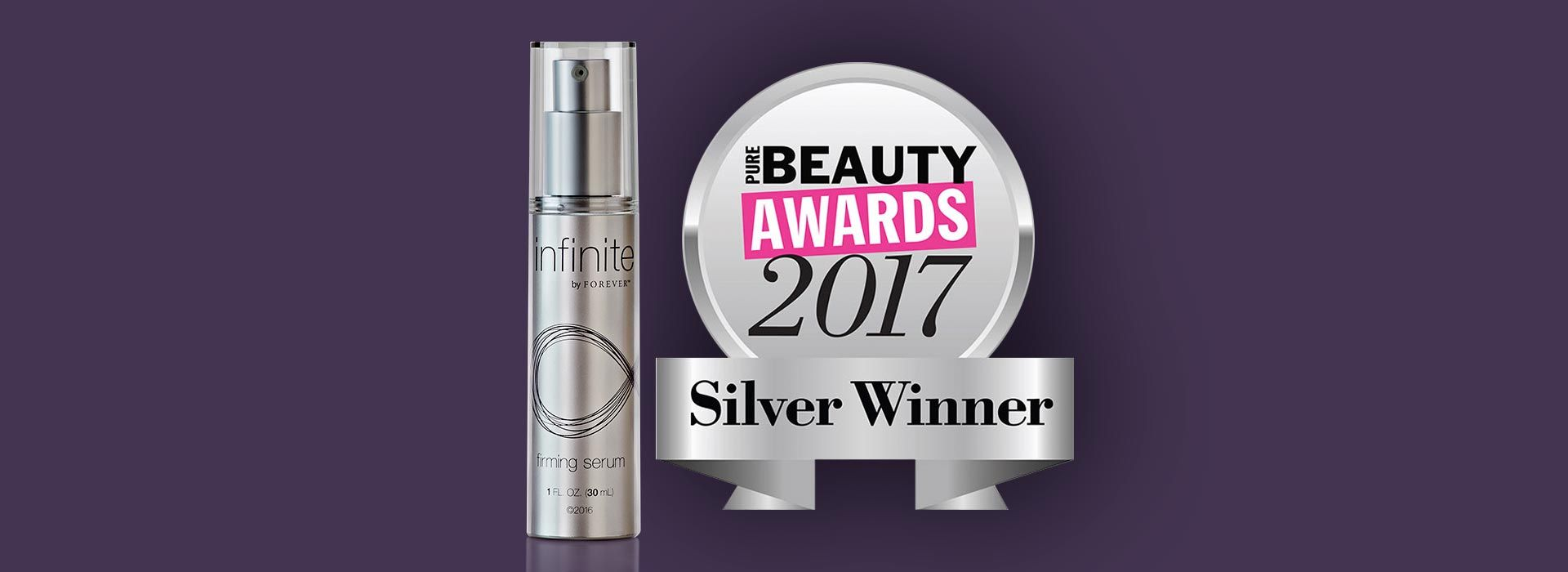 Beauty Award 2017 Fur Infinite By Forever Firming Serum